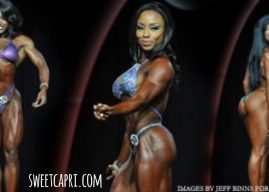 Olympia Bikini and Figure Results