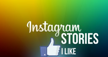 Instagram Stories - I like