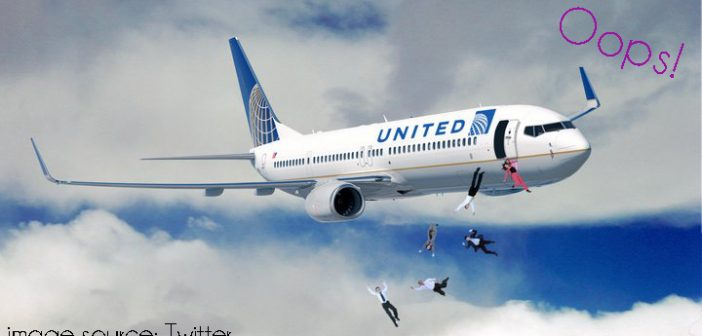 United Airlines Commits Brand Genocide, And Twitter Was Here For It
